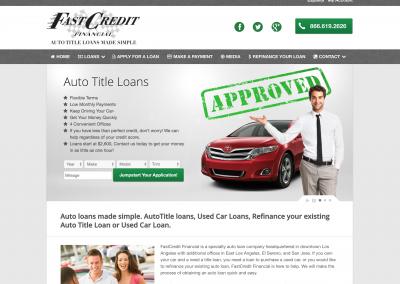 Fast Credit Financial