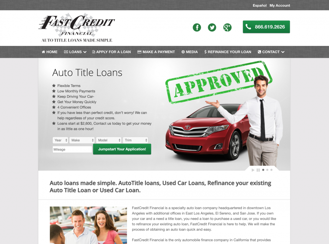 Fast Credit Financial